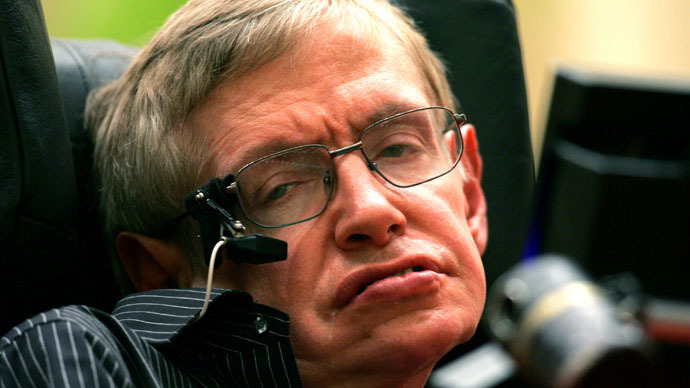 Stephen Hawking (Reuters/Jason Lee)
