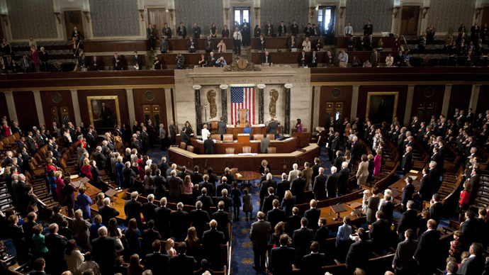 House of Representatives passes resolution against Russia ... House Of Representatives