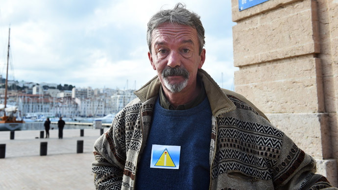Holocaust symbol? French city under fire over Nazi-style 'yellow triangle' homeless badges