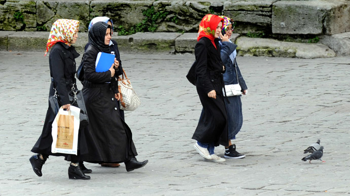 Turkish PM: Gender equality rights 'lead to suicide'