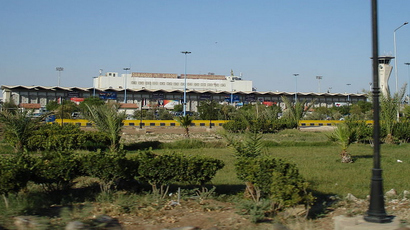 Damascus international Airport (Image from wikipedia.org)