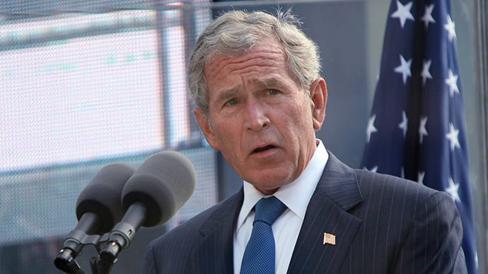Bush blasts CIA torture report even before its release