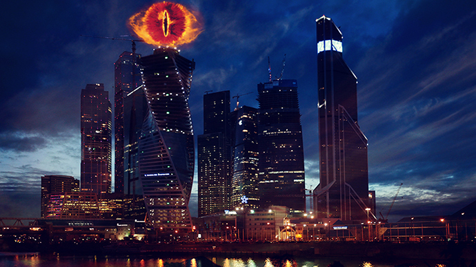 Real-life 'Eye of Sauron' will open up over Moscow skyscraper tower