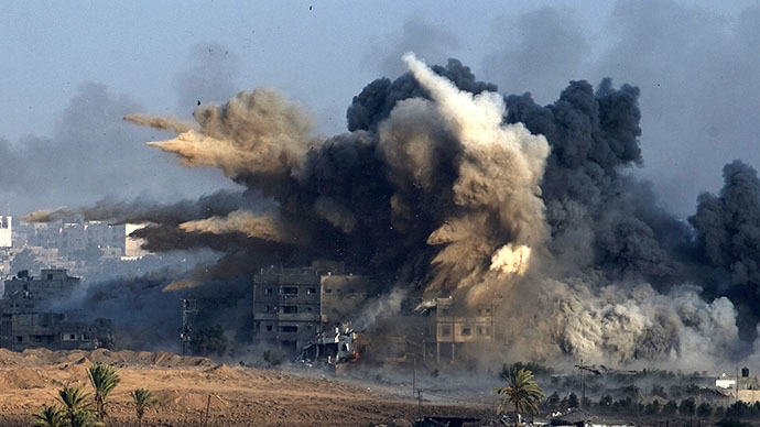 'War crime': Amnesty Intl says IDF destroyed Gaza blocks as 'collective punishment'