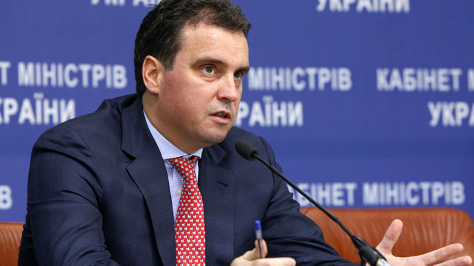 ​Ukrainian minister admits country is 'bankrupt'