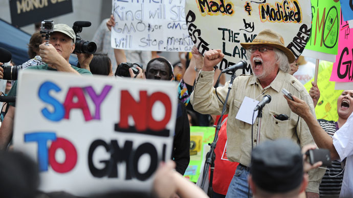 Oregon GMO-labeling initiative defeated by Monsanto-sponsored groups