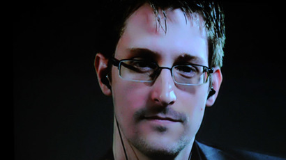 Edward Snowden (AFP Photo)