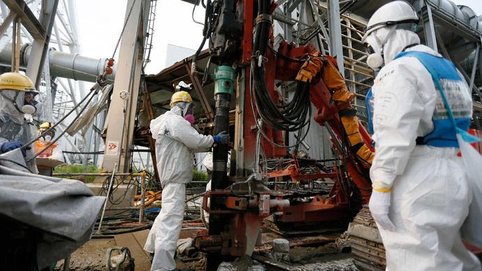 Watchdog: Radioactive Fukushima water to be cleaned, dumped into Pacific