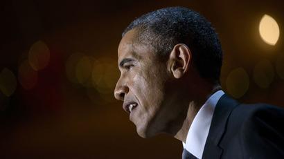 US President Barack Obama (AFP Photo)