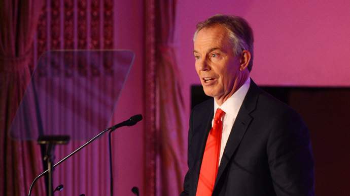 Blair whitewash? Ex-PM prepared to face CIA torture inquiry into UK complicity