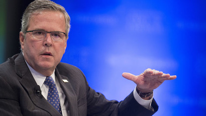 Jeb Bush (AFP Photo)