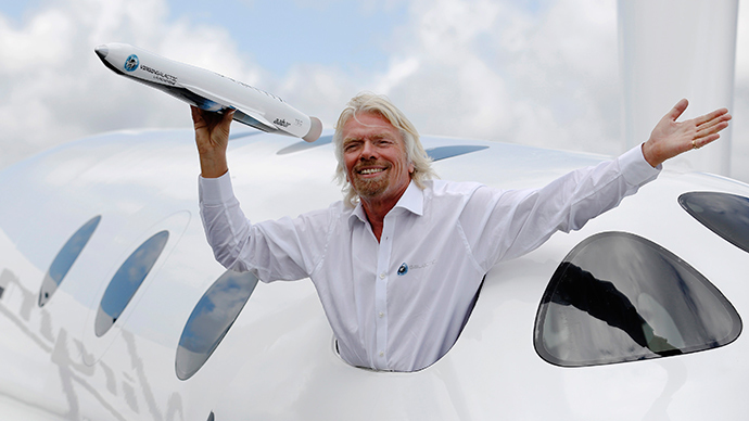 Richard Branson: S. Arabia attacking renewable energy with cheaper oil
