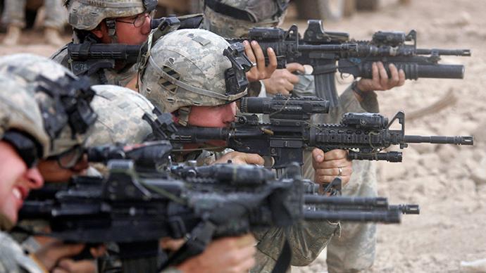 US servicemen in first ground battle with ISIS – Kurdish media