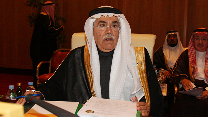 ​'Impossible' to cut oil production - Saudi oil minister