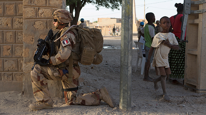 US lieutenant jailed for deserting Army, joining French Foreign Legion to fight in Africa — RT ...