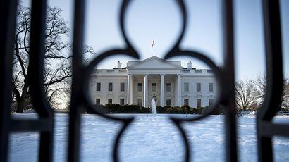 A view of the White House (AFP Photo/Brendan Smialowski)