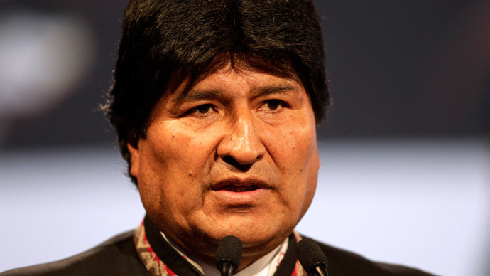 The US is behind the current drop in oil prices – Bolivia's president