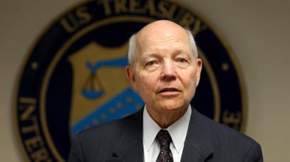 Internal Revenue Service Commissioner John Koskinen.(Reuters / Joe Raedle)