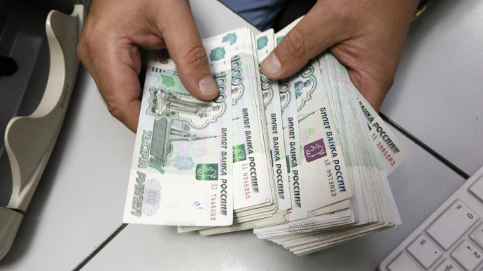 Slumping Russian ruble threatens German economy – top exec