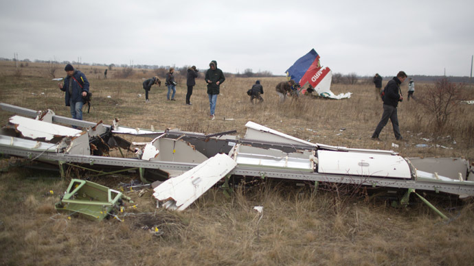 Russia to probe media reports that Ukraine military shot down MH17