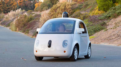 4 self-driving cars in California have been involved in accidents in recent months – report