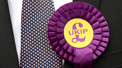 UKIP.org for sale? Farage's website 'unregistered'