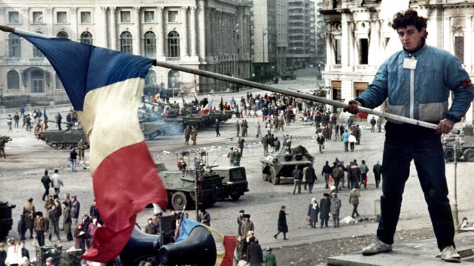 25 years since Ceausescu downfall: Communist leader gone in blood
