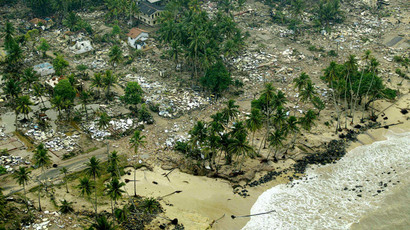 'Strip of ruins': Witness to 2004 Indian ocean tsunami & aftermath