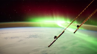 Screenshot from youtube video by European Space Agency, ESA
