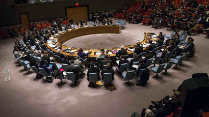 The United Nations Security Council.(AFP Photo /  Kena Betancur)