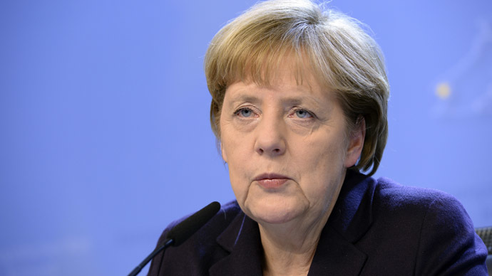 German govt denies Merkel staffer's laptop infected by US/UK malware