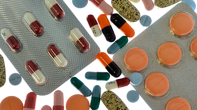 Nearly half of Brits on prescription drugs – report