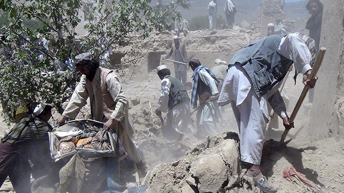 Afghan army mortar fire kills dozens at wedding party