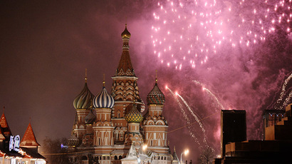 Magnificent New Year's fireworks welcome 2015 across the globe (VIDEOS)