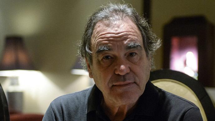 American film director Oliver Stone (RIA Novosti/Grigoriy Sisoev)