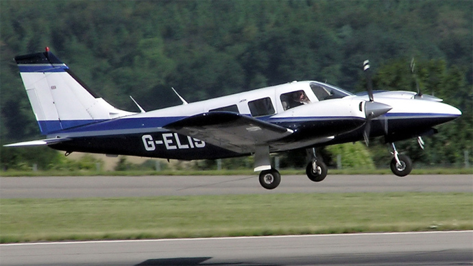 Piper PA-34-200T (Image from wikipedia.org)