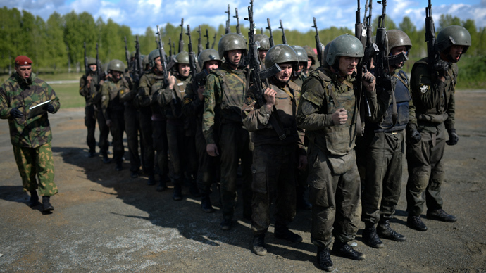 Foreign Legion: Contactors from abroad allowed to serve in Russian army
