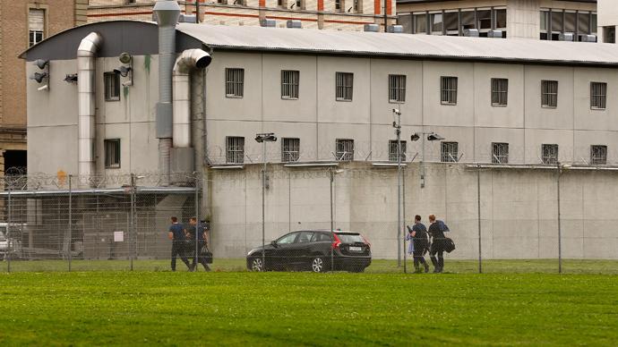 Polizeigefaengnis Zurich prison in Zurich (Reuters / Arnd Wiegmann)