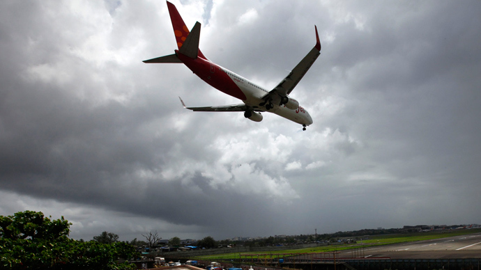 An Air India aircraft (Reuters / Danish Siddiqui)