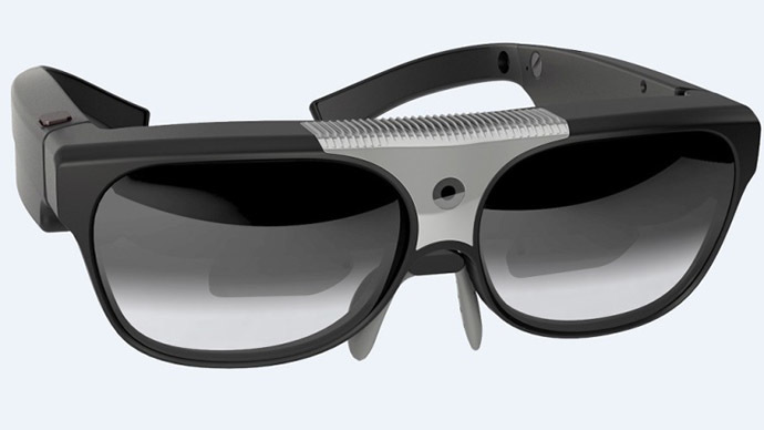 Osterhout Design Group's augmented reality smart glasses for consumers. (Image Credit: ODG)