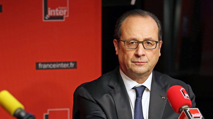 Russia sanctions 'must be lifted now' - Hollande