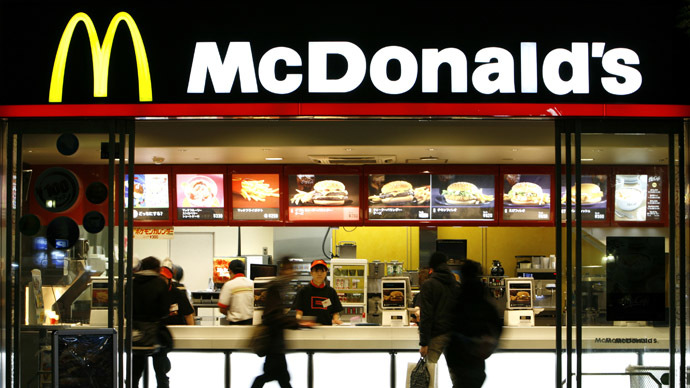 Vinyl found in McDonald's nugget in Japan, sales halted