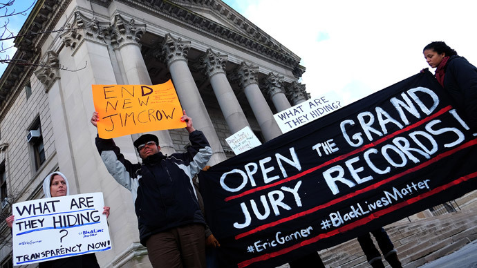 New York judge might release Eric Garner grand jury transcripts