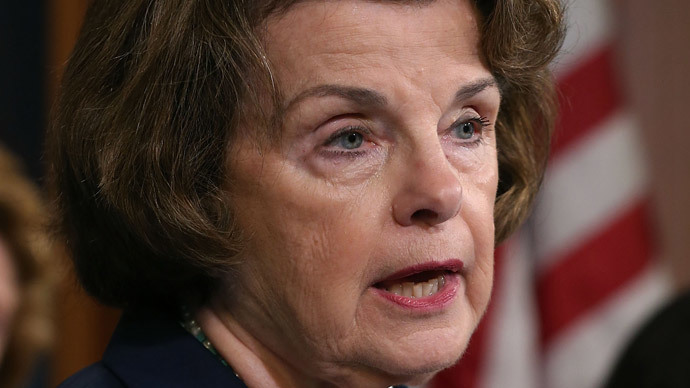 Dianne Feinstein.(AFP Photo / Mark Wilson)