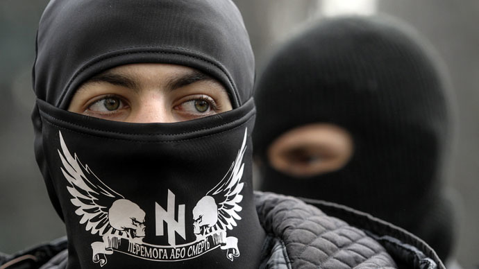 Right Sector refuses to obey Ukraine's Defense Ministry - presidential aid