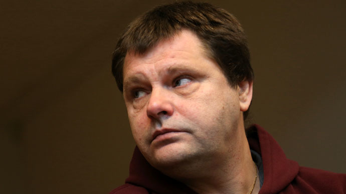 Belgian serial rapist and murderer Frank Van Den Bleeken (AFP Photo)