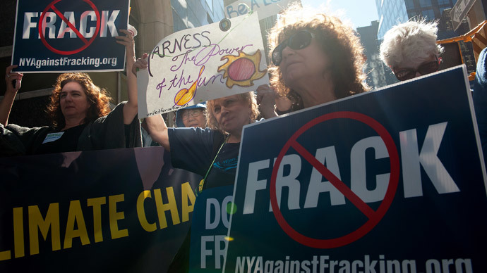 Fracking caused earthquake boom in Ohio town – study