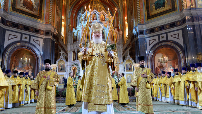 Patriarch's Christmas address: Orthodox Church prays for peace in Ukraine
