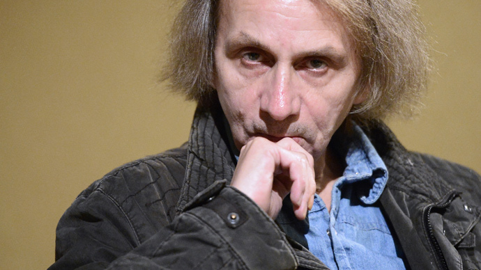 Michel Houellebecq (AFP Photo / Miguel Medina)