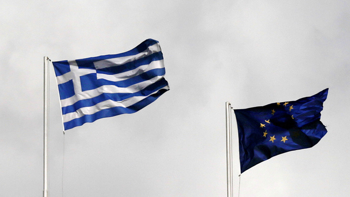 Grexit? Germany plans Greece's possible exit from eurozone – media